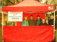 Yeovil Labour campaigning on Education issues