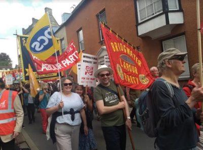 Bridgwater banner
