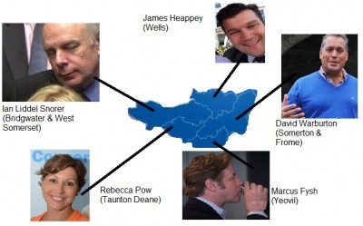 Somersets new (and old) batch of Tory MPs