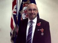 Leigh medal presentation