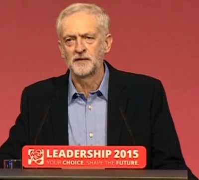 """""""We as aparty are going to reach out to everybody in this country so that everyone has a decent chance in life"""" Jeremy Corbyn Labour Party Leader"""