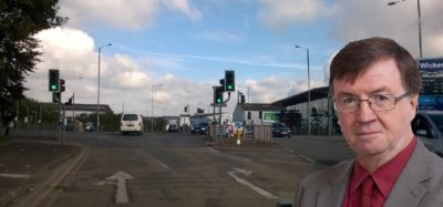 """Town Council Leader Brian Smedley """"EDF have not learnt from their Taunton Road experience"""""""