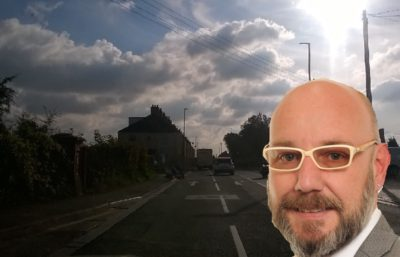 Cllr Leigh Redman warns of traffic chaos